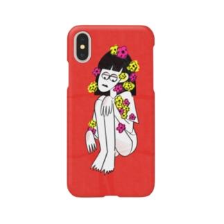 花娘 Smartphone cases