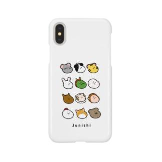 十二支 Smartphone cases