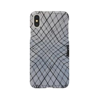 モダン建築 Smartphone cases