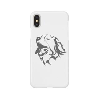 コーイケルホンディエアート Smartphone cases