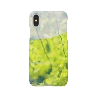 aoco27のきいろ Smartphone cases