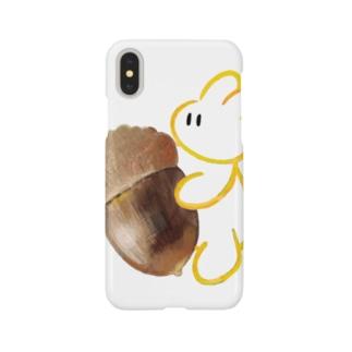 お菓子パーラーのどんぐりとうさぎ Smartphone cases