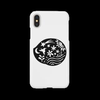 yuki / Design8°のでんでん Smartphone cases