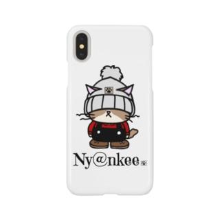 ニット帽なあいつ   (Ny@nkee) Smartphone cases