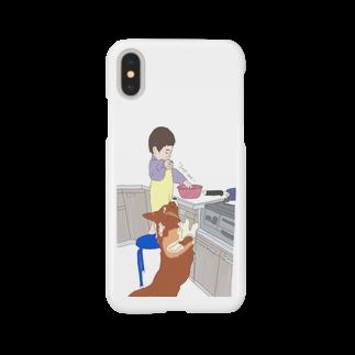 U____ri0711の僕と金太郎 Smartphone cases