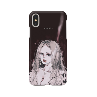 Ran🦋のHeart. Smartphone cases