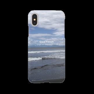 Goal FocusのGoal focus スマホケース Smartphone cases