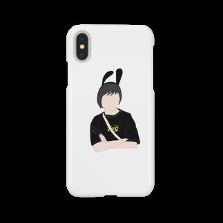 ユウワクのウサミミダンシ Smartphone cases