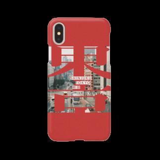 okeom.のTOKYO Smartphone cases