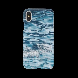 この夏を忘れないでほしいの夏の海 Smartphone cases