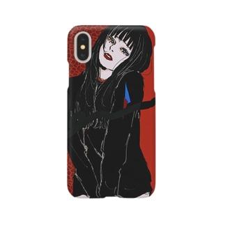 ♀愛って、欲張り。 Smartphone cases