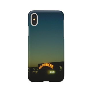 Midnight in Paris Smartphone cases