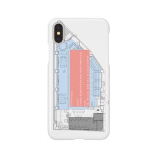 会場図 Smartphone cases