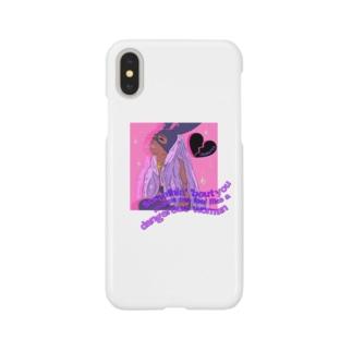 アリアナバニー Smartphone cases