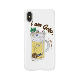 I am Geko Smartphone cases