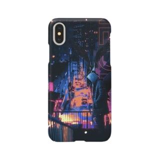 NEONTOKYO : 01 Smartphone cases