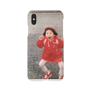 ピギャー Smartphone cases