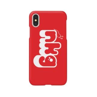 Team.NKG戦闘装束 Smartphone cases