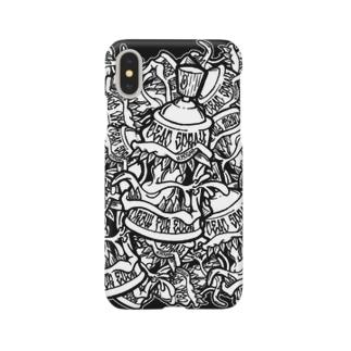 【Spray Monsters】  Smartphone cases