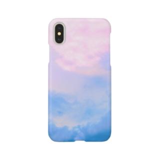 Gradation Sky Smartphone cases