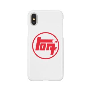 トロダ トヨタのパロディ Smartphone cases