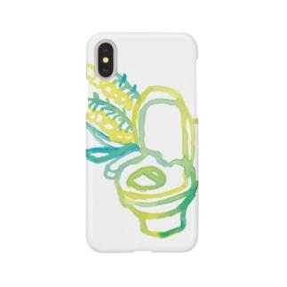すずらんトイレ【はつか】 Smartphone cases