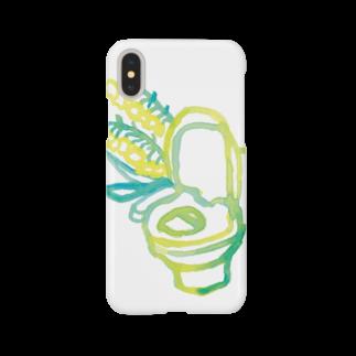 国道沿い商会のすずらんトイレ【はつか】 Smartphone cases