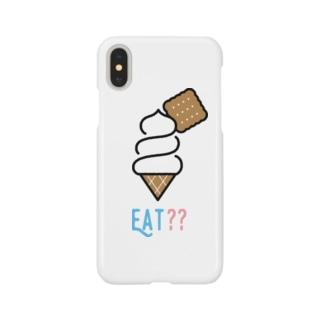 グルグルアイス Smartphone cases