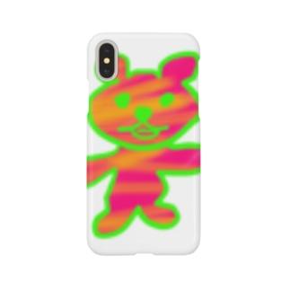 SANTA⭐︎BEAR Smartphone cases