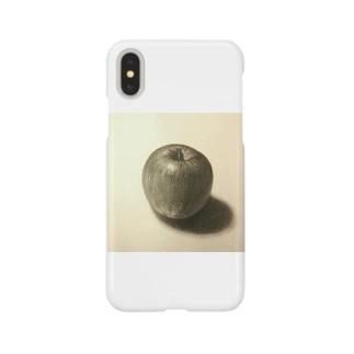 はじまりのりんご Smartphone cases