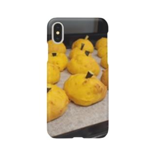 かぼちゃくっきー Smartphone cases