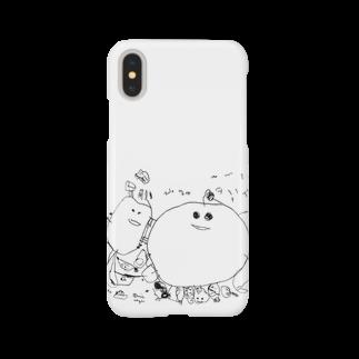 conbanwa_のハハハ Smartphone cases