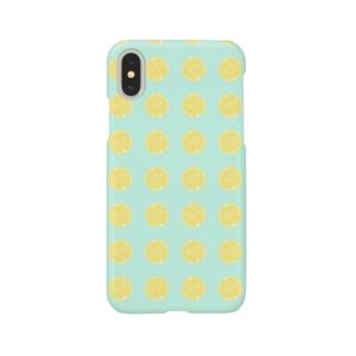 ふたごのレモン Smartphone cases