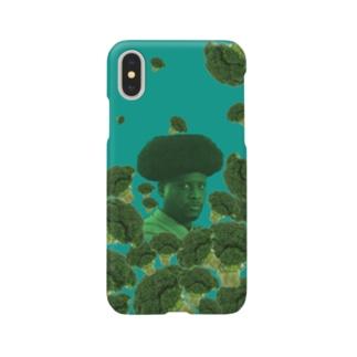 ブロッコリーの妖精🥦 Smartphone cases