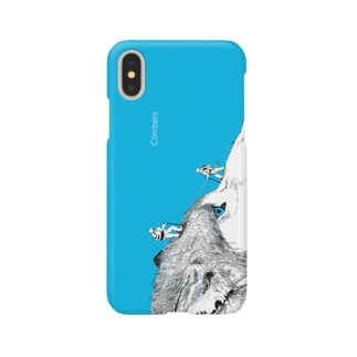 climbers Smartphone cases