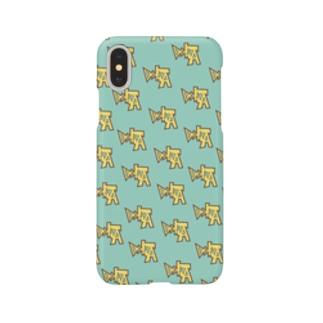 39.4のデルタ スマホケース Smartphone cases