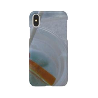 トロピカルドリンク Smartphone cases