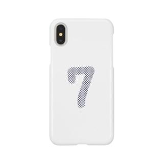 ドット7 Smartphone cases