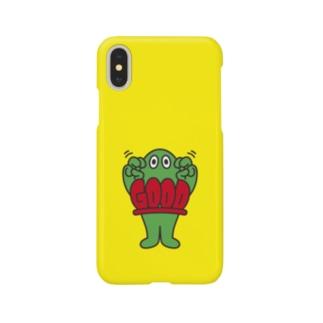 クイクイ Smartphone cases