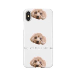 びびびさん Smartphone cases