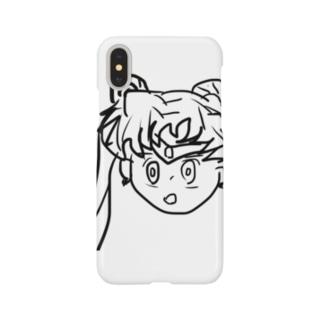 秩序ちゃん Smartphone cases