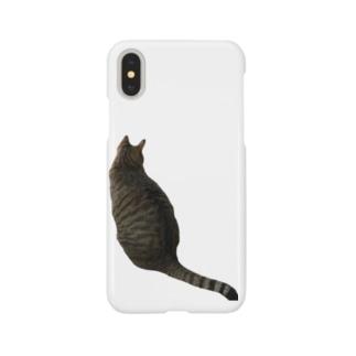 そっけな猫 Smartphone cases