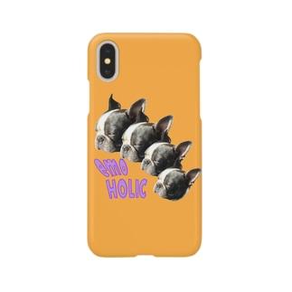 たくさんボストンテリア emo HOLIC Smartphone cases