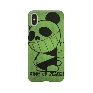 King Of Peace パンダ Smartphone cases