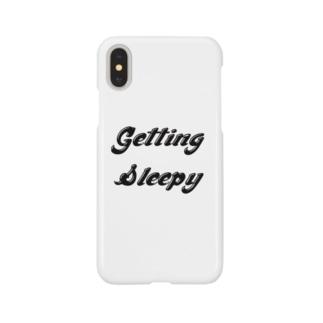 モノクロロゴ Smartphone cases