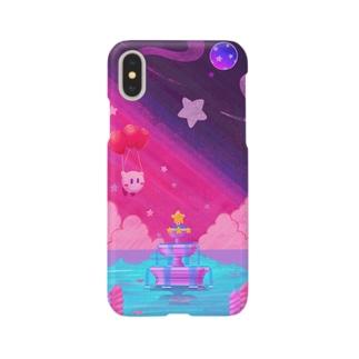 カービィ夢の泉 Smartphone cases