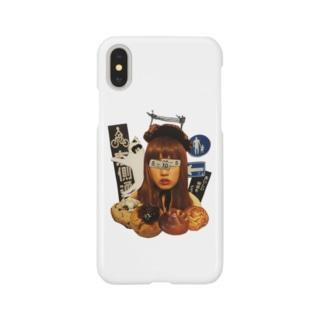 街ガール Smartphone cases