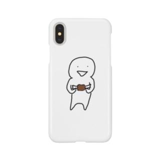 お肉 Smartphone cases