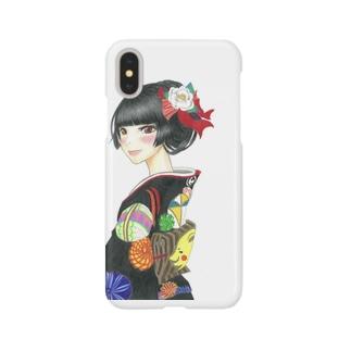 和装姫 Smartphone cases