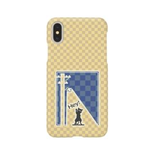 夜猫-2 Smartphone cases